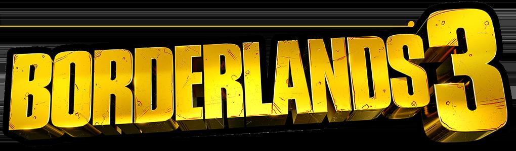 Resultado de imagem para BORDErlands 3 logo png