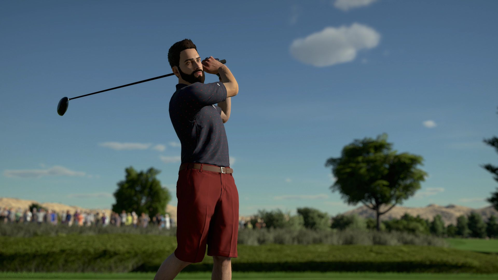Ready For Your Club Drop Moment? PGA TOUR 2K21 Arrives August 21
