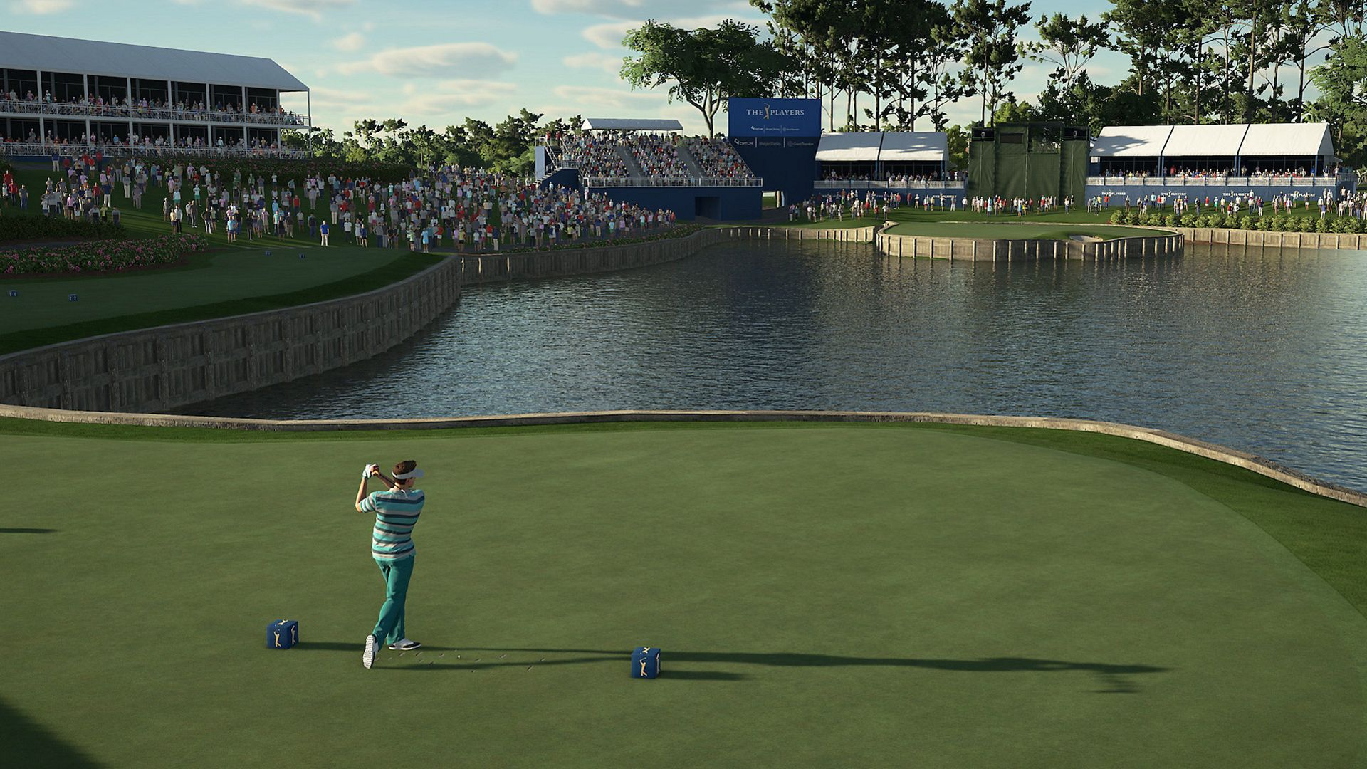 The PGA TOUR® 2K21 Career Mode Trailer Hits the Fairway with Style