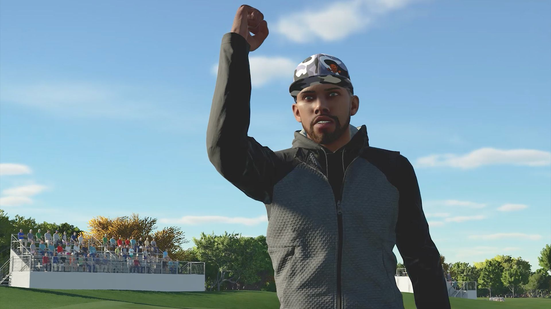 Swing with Swag and Take On the PGA TOUR® 2K21 Pro Roster