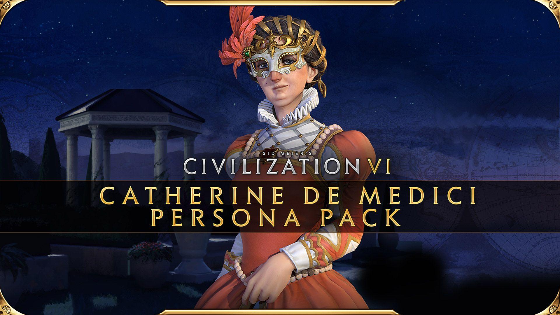 Catherine De Medici Persona Pack