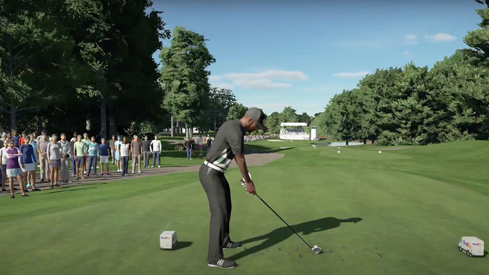 GET A PEEK AT THE 15 LICENSED PGA COURSES IN PGA TOUR 2K21