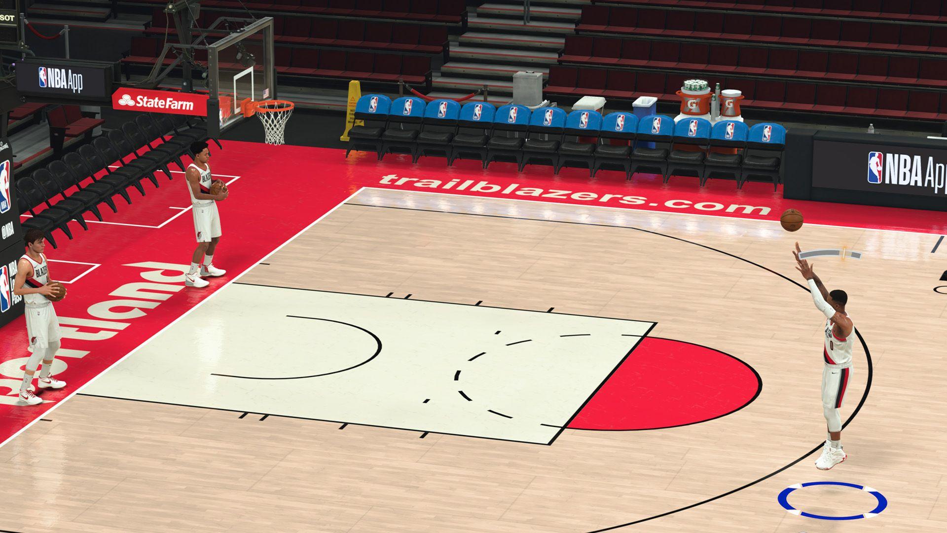 NBA 2K21 Basketball Video Game
