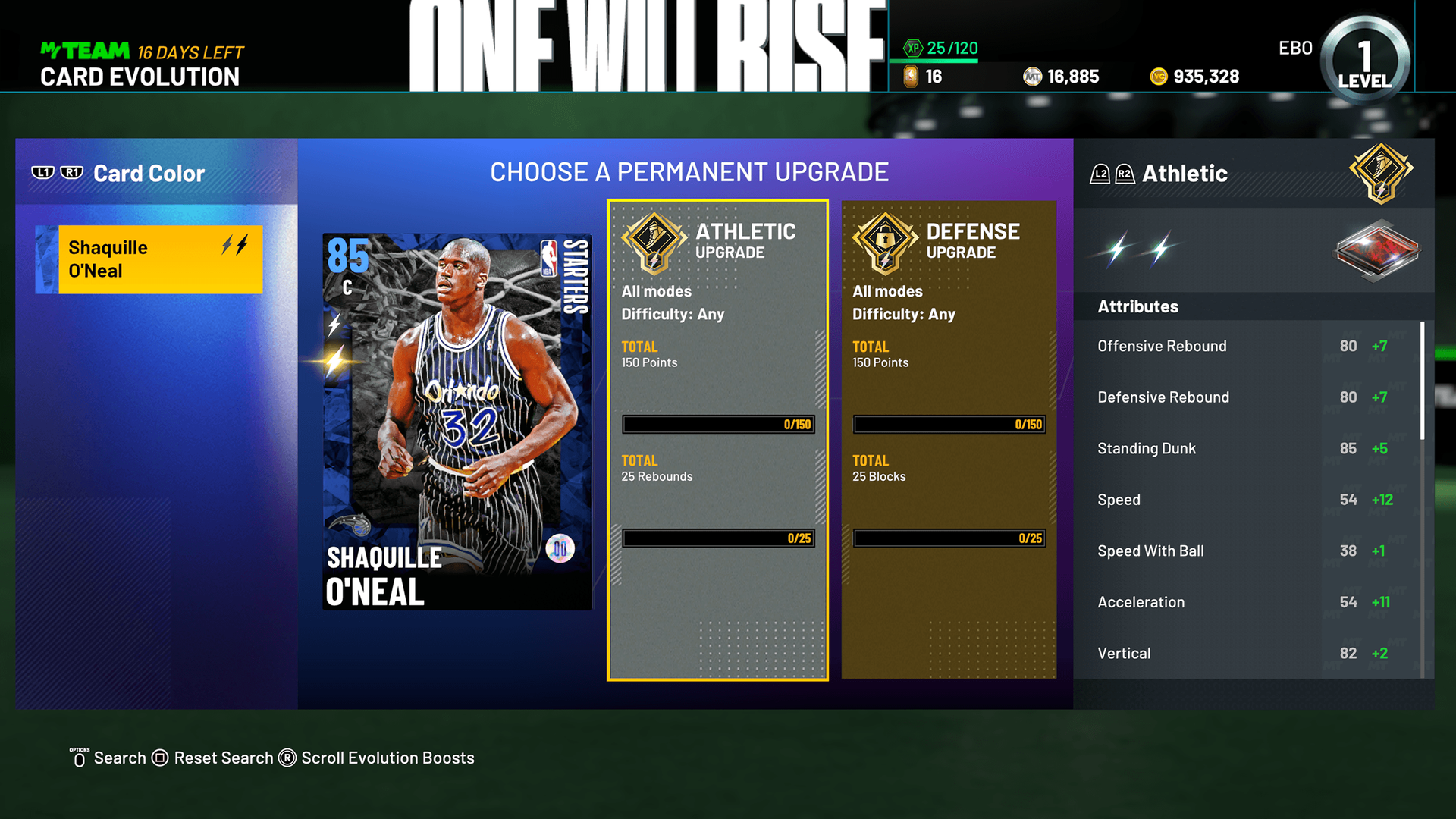 NBA 2K21 MyTeam Card Evolution