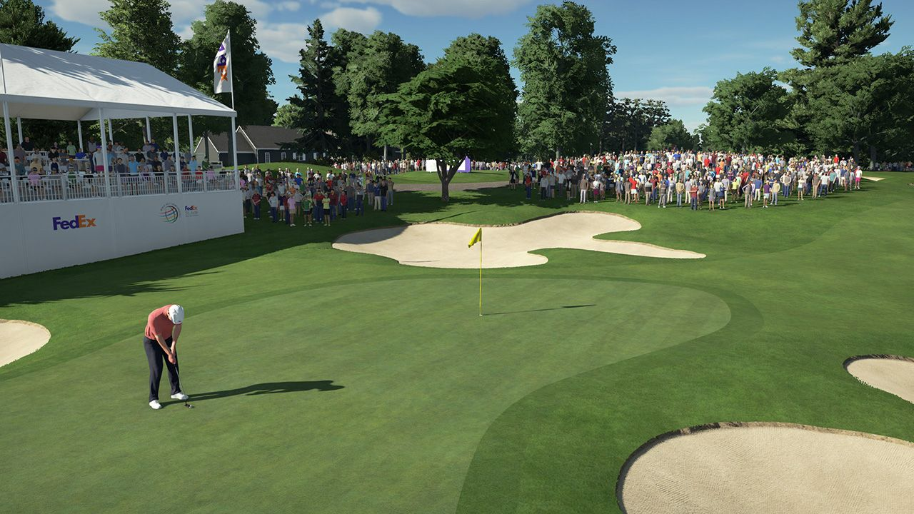 Golf Got Game! PGA TOUR 2K21 is Now Available!