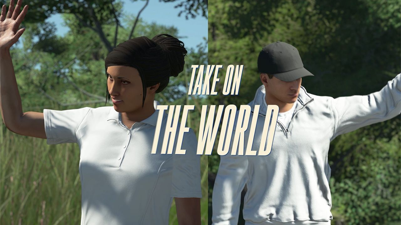 School The World in New Online Quick Play and High Roller Matches in PGA TOUR 2K21!