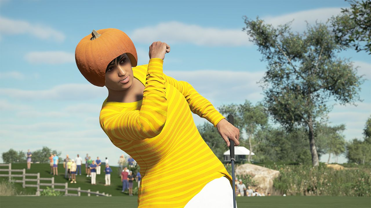 Swing into 🍁Fall🍁 With PGA TOUR 2K21's New Autumn Updates!