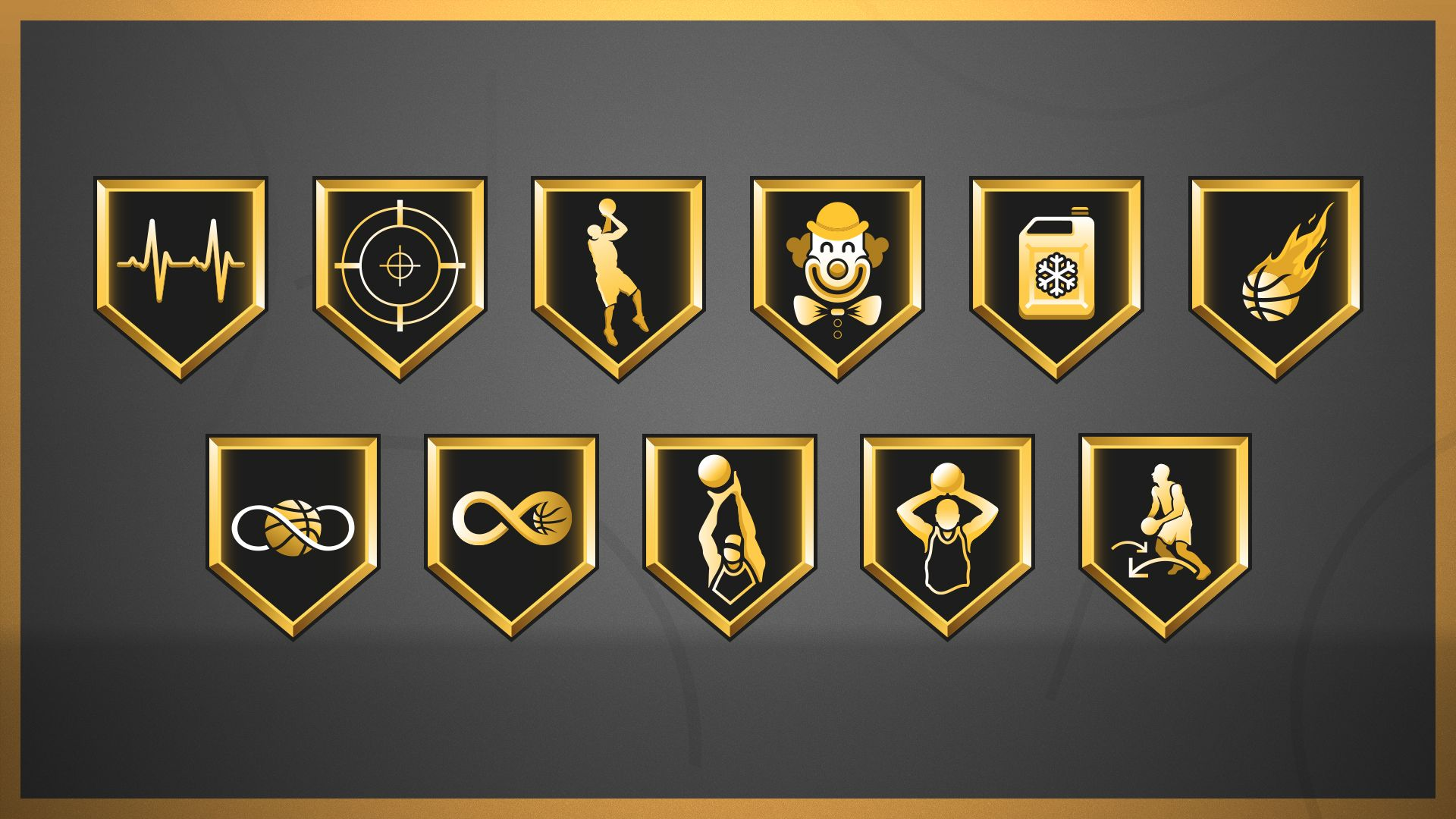 NBA 2K21 Badges 2