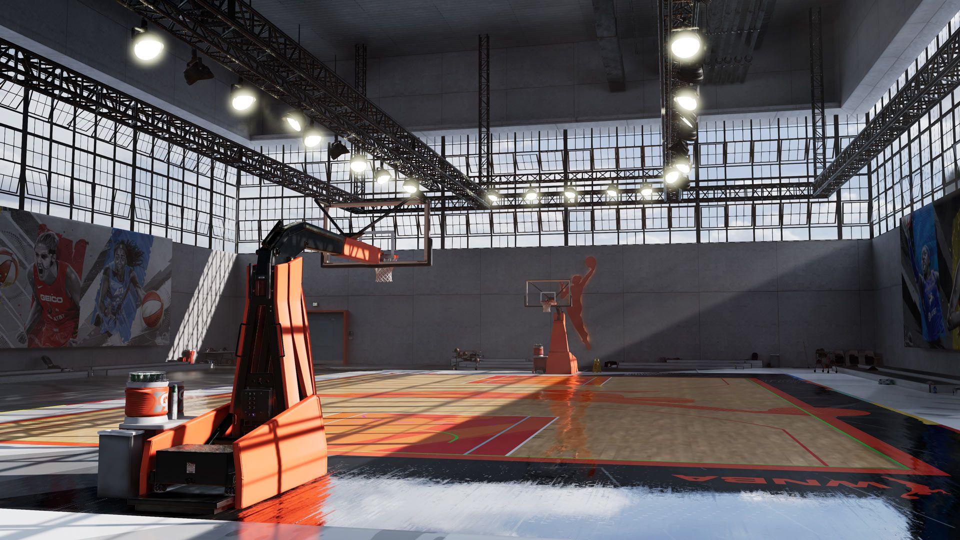 NBA 2K WNBA Online 1