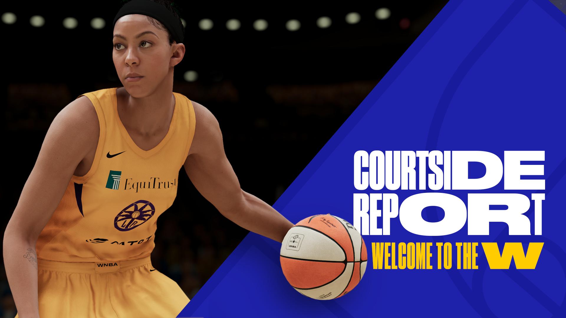 NBA 2K21 añade la WNBA a MyPlayer y otras opciones en la versión de nueva generación 2