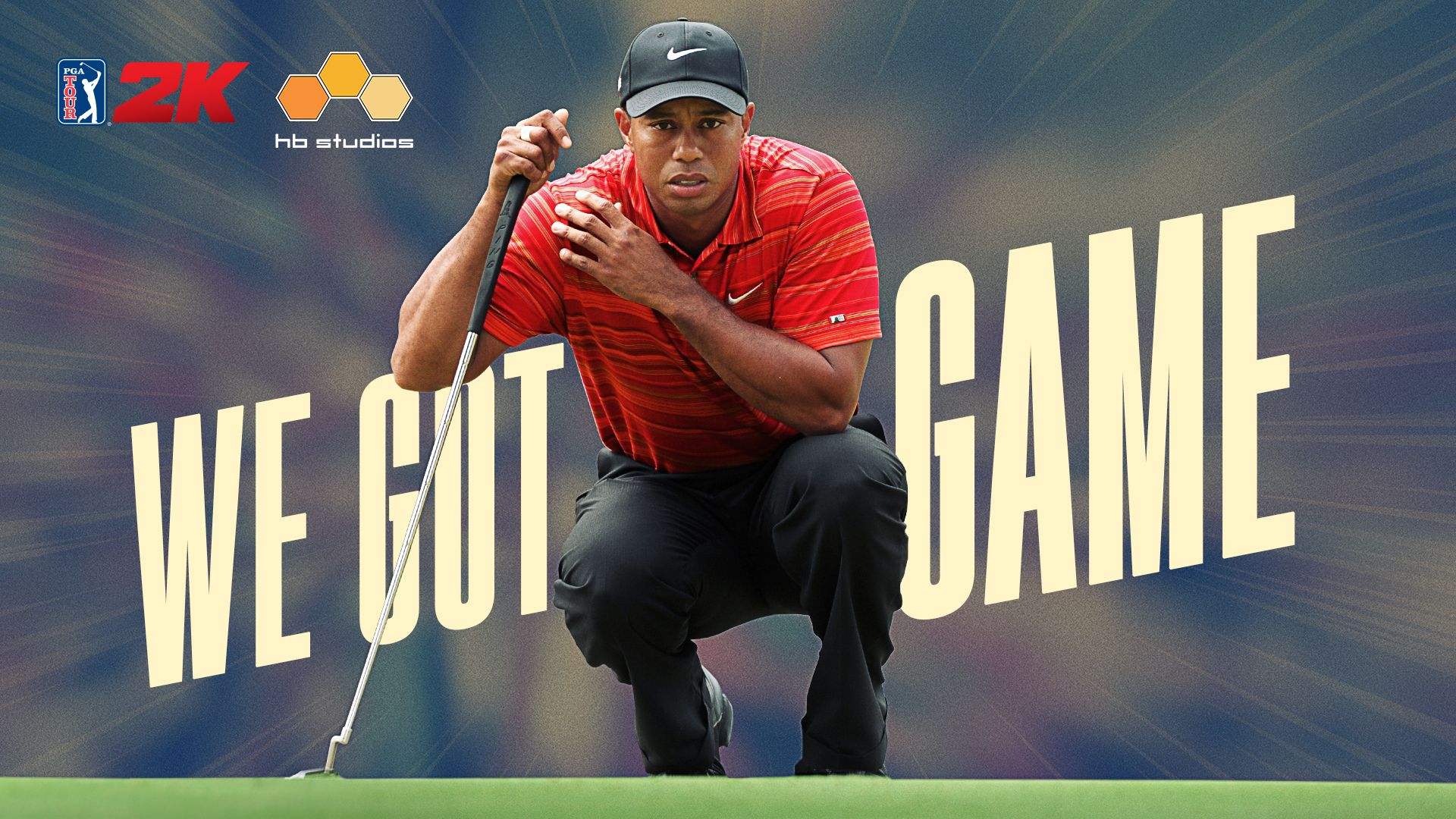 Tiger Woods Inks Long-Term Exclusive Deal with 2K