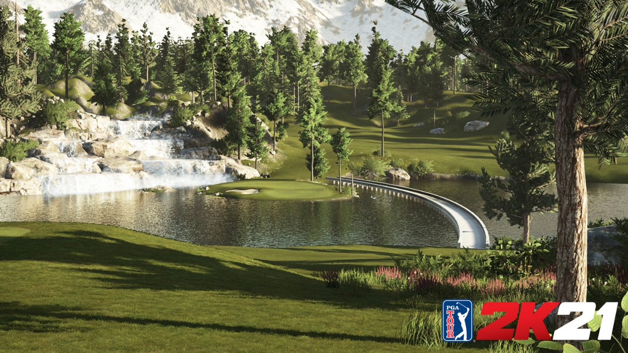 Community Course Creators Amp Up Multiplayer Experience in PGA TOUR® 2K21