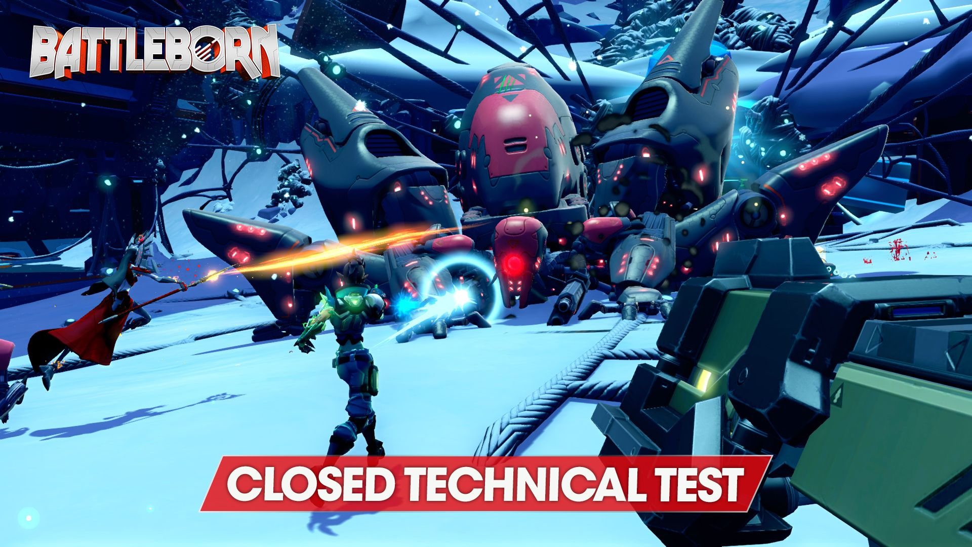 Battleborn servers down matchmaking failed Jul