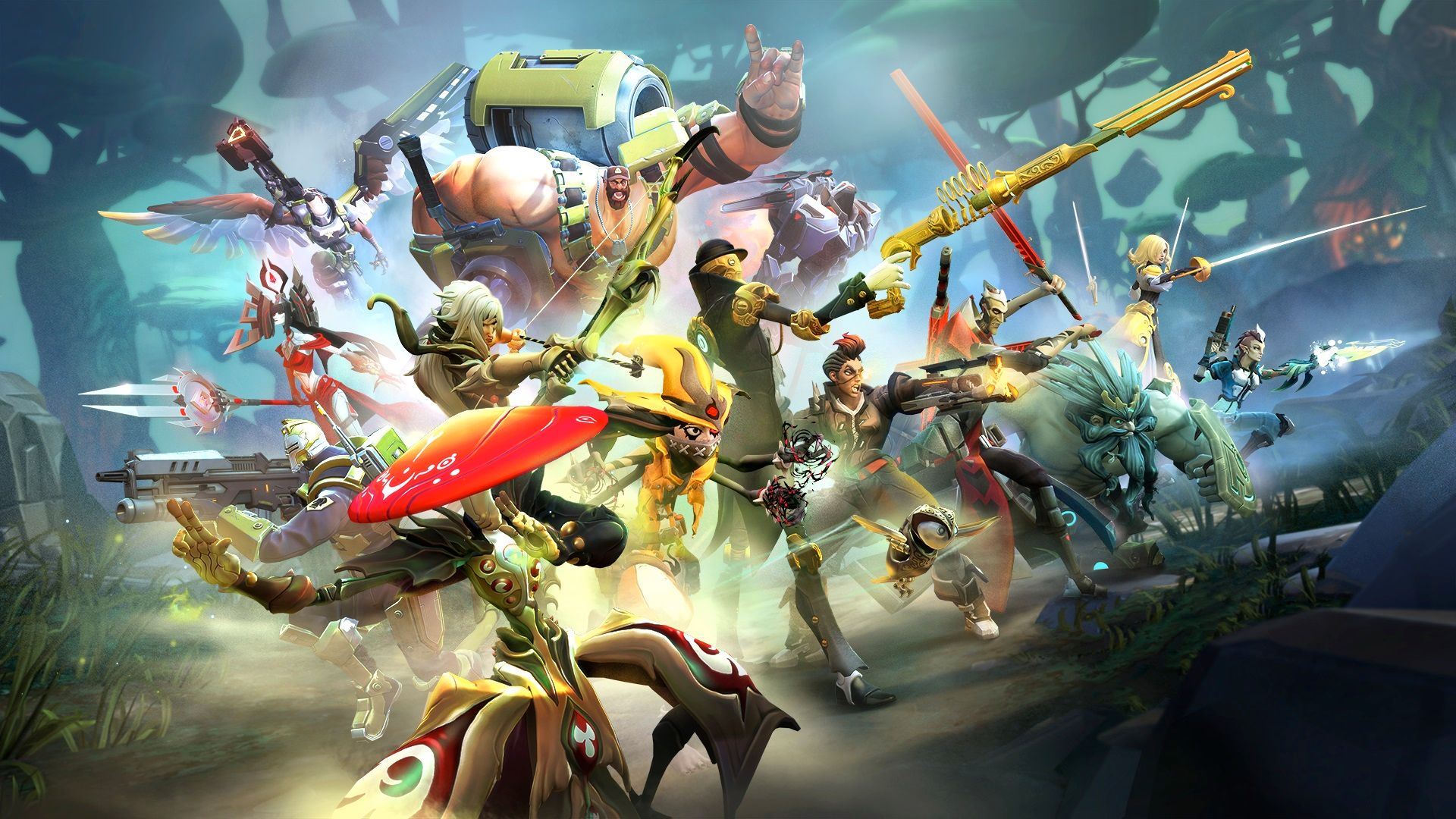 Battleborn Announcements At PlayStation Experience 2015