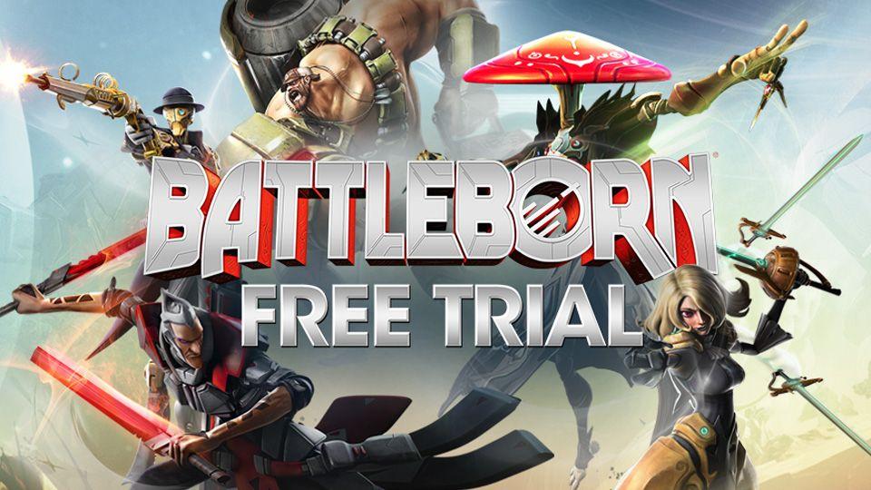 Battleborn скачать торрент