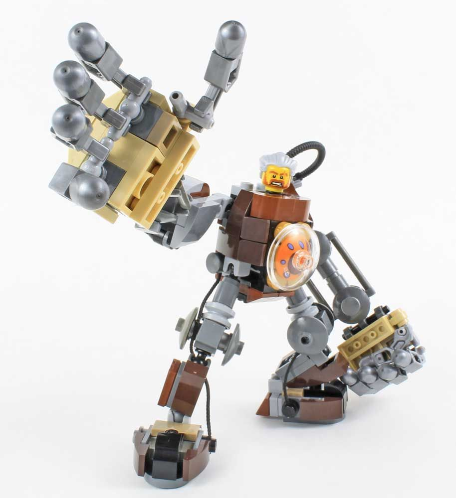 Build Your Own Mini Bioshock Figures