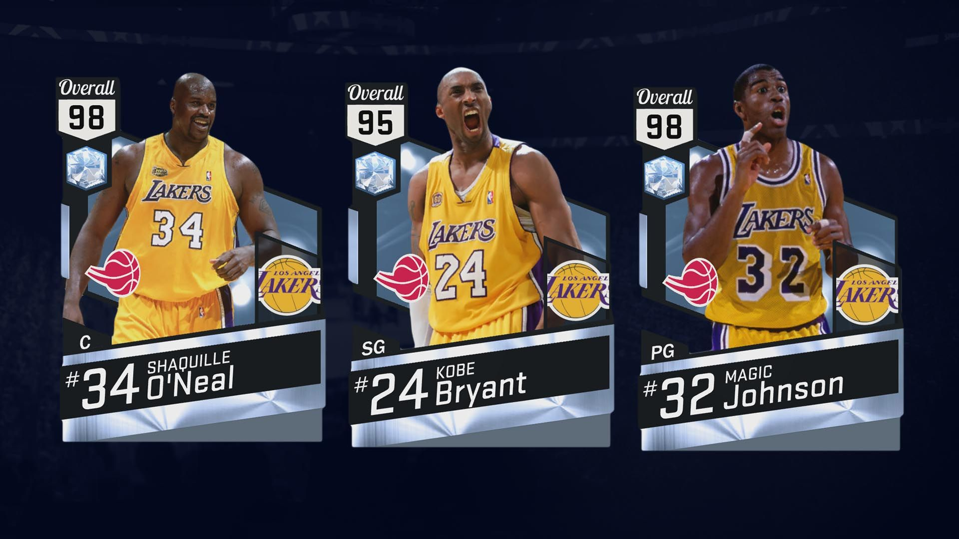 Playoff Performers Collection in NBA 2K17's MyTEAM