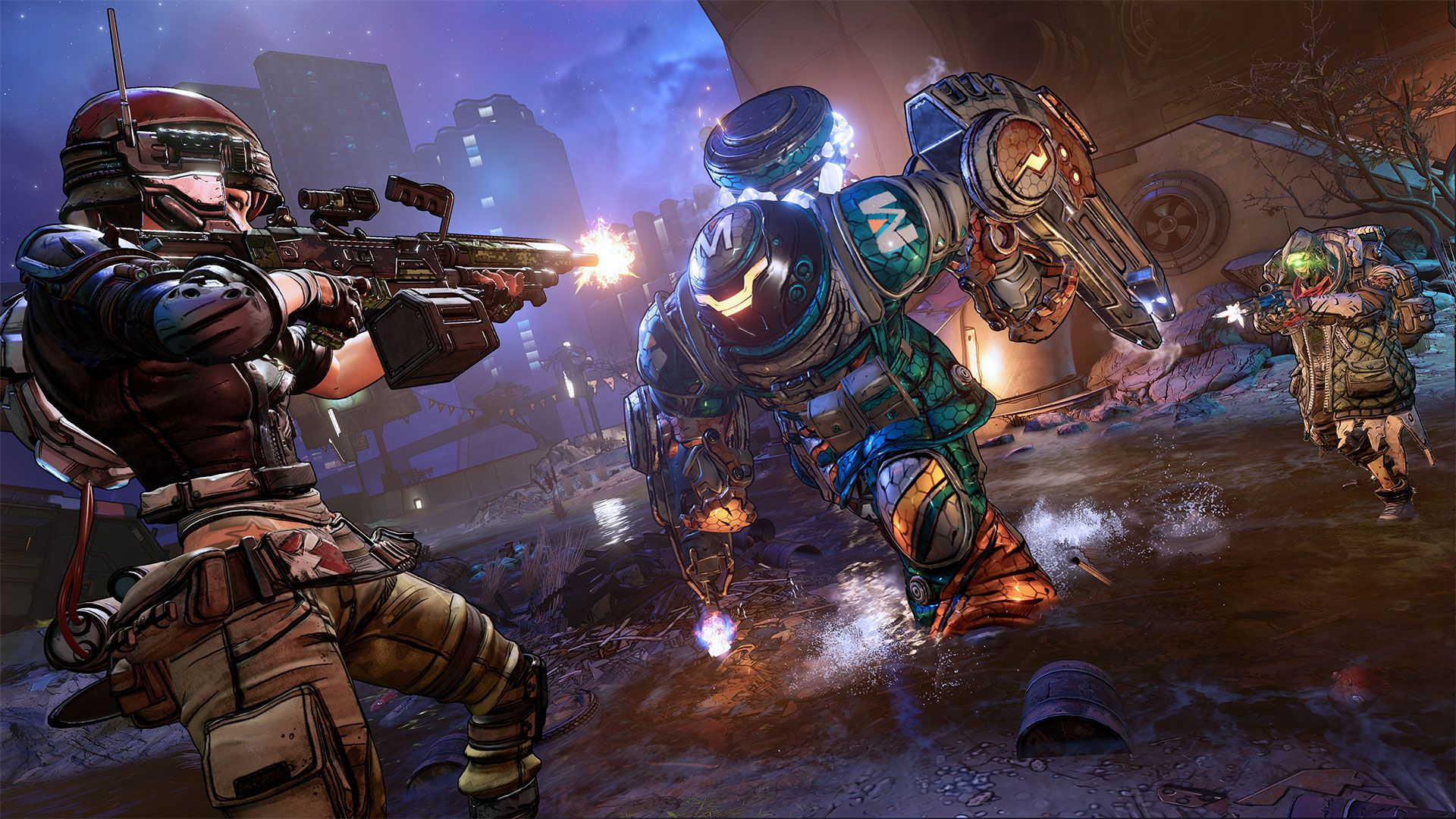 Probably The Coolest Borderlands 3 Image Borderlands3