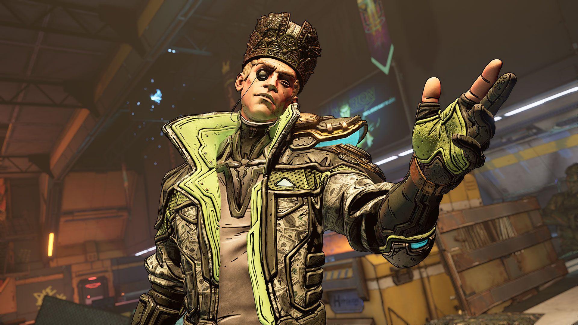 Borderlands 3 se actualiza con la llegada de la segunda expansión y un nuevo evento 3