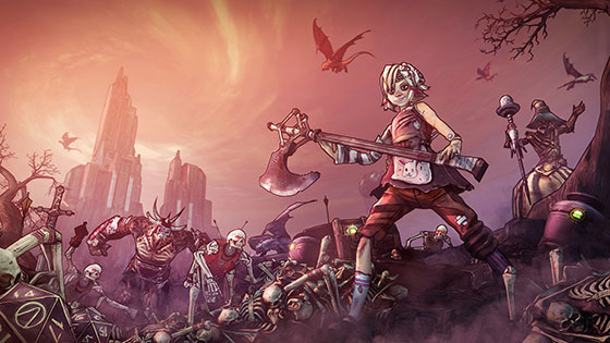 BAMF DLC added to Borderlands 2 VR for free