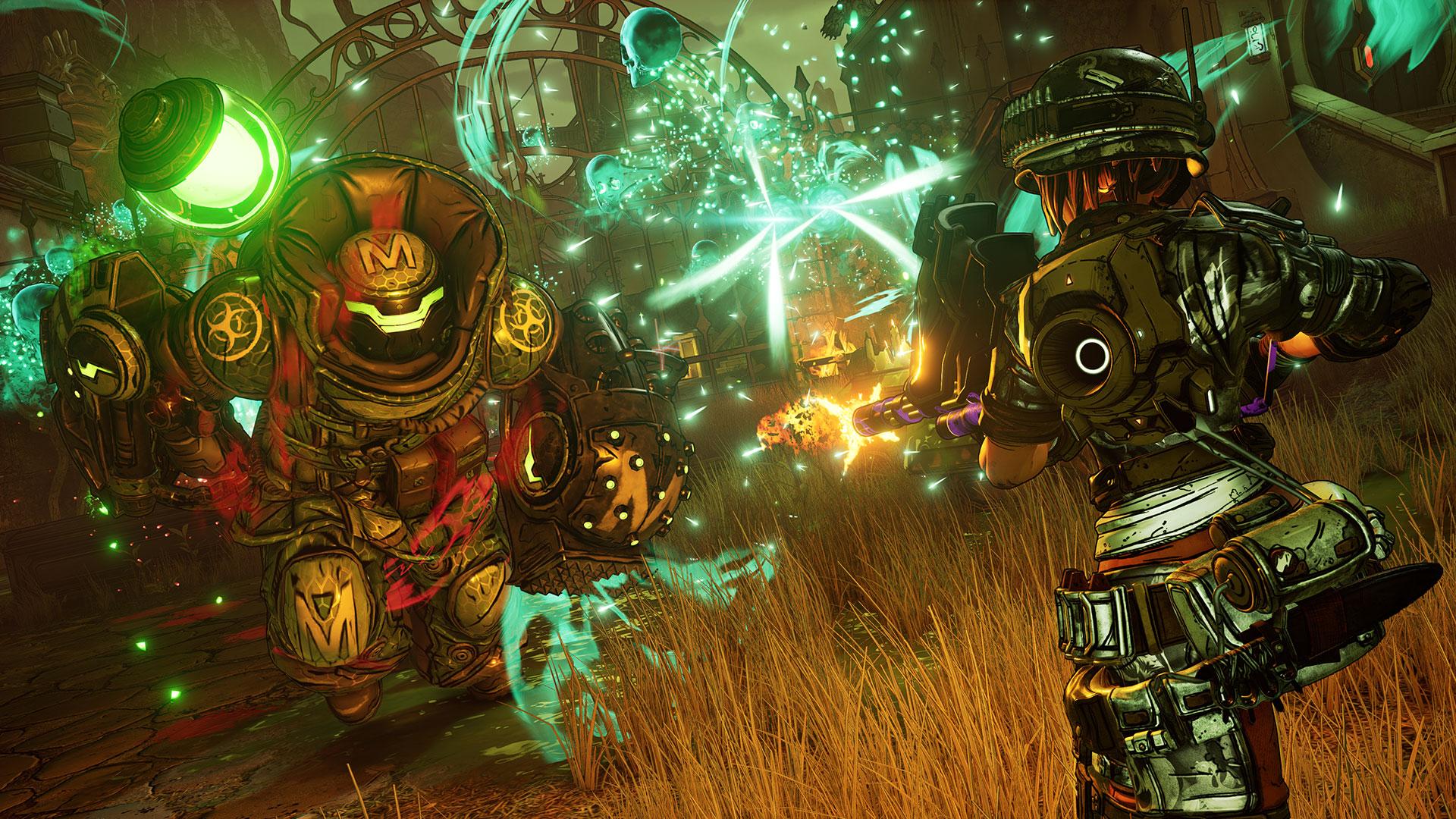 La Cosecha Sangrienta regresa a Borderlands 3 por Halloween con nuevas recompensas 2