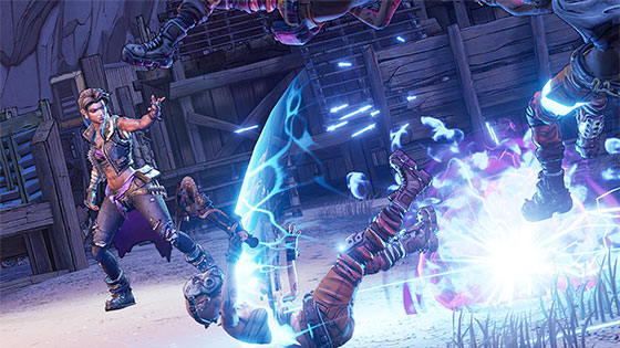 Borderlands 3 descubre los nuevos árboles de habilidades de Amara y FL4K 2
