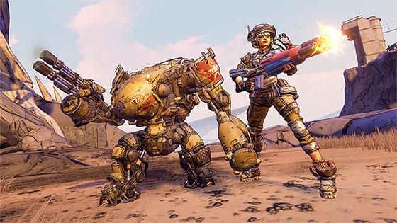 Borderlands 3 descubre los nuevos árboles de habilidades de Moze y Zane 2