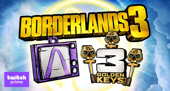 amazon prime borderlands 3