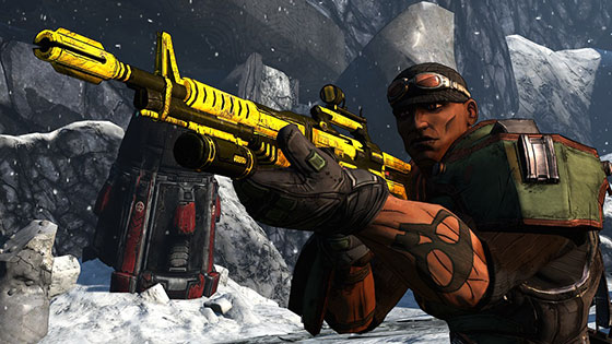 Earn VIP Points for Playing Borderlands This Weekend