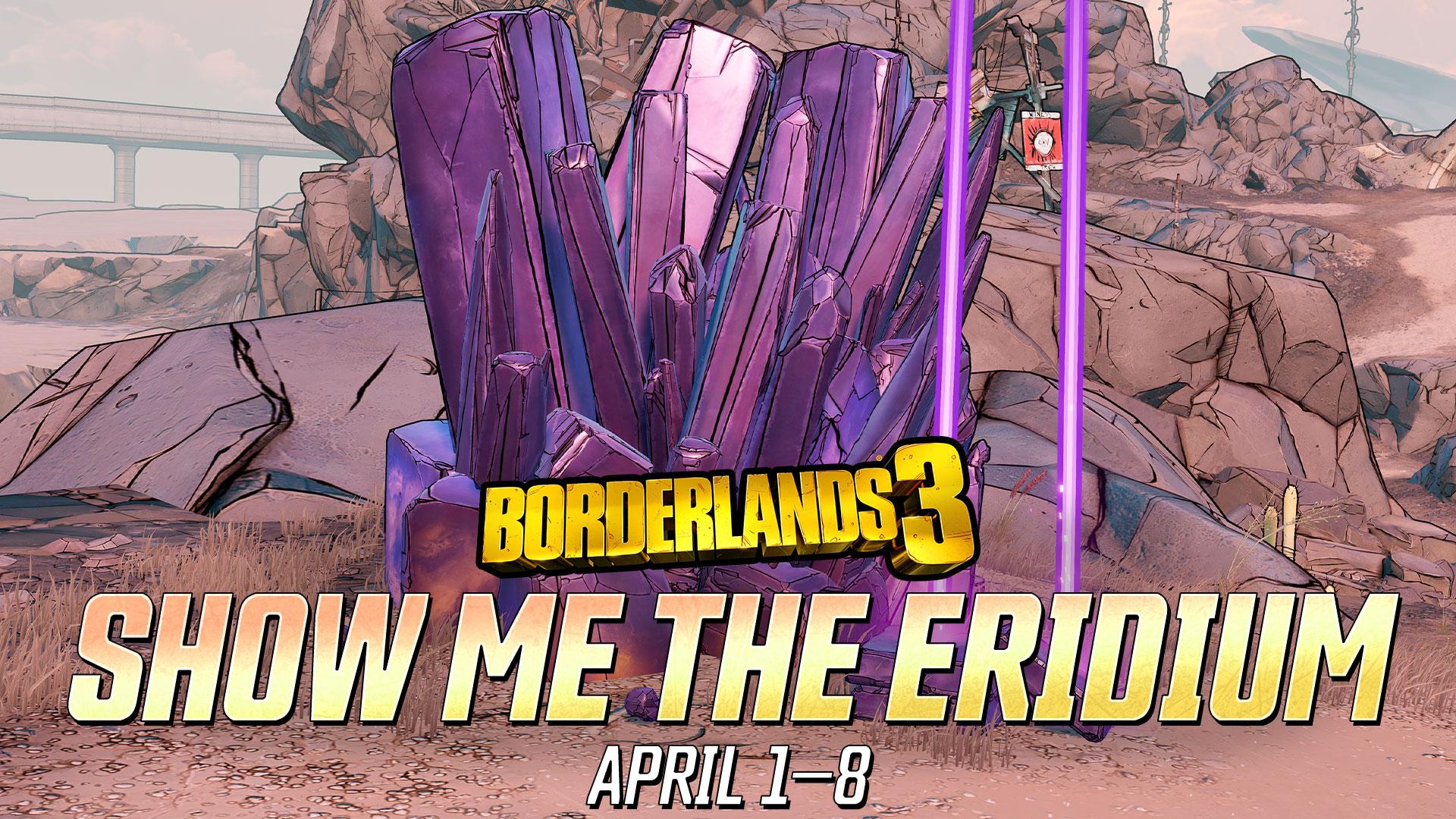 Aprovecha el minievento de Borderlands 3 para afrontar el próximo DLC 2