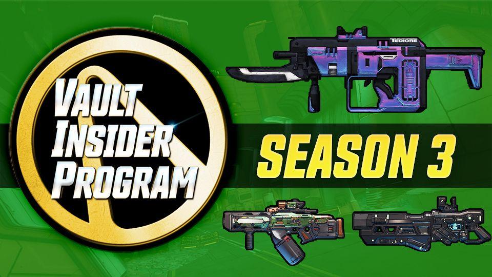 VIP Season 3 Rewards Now Available