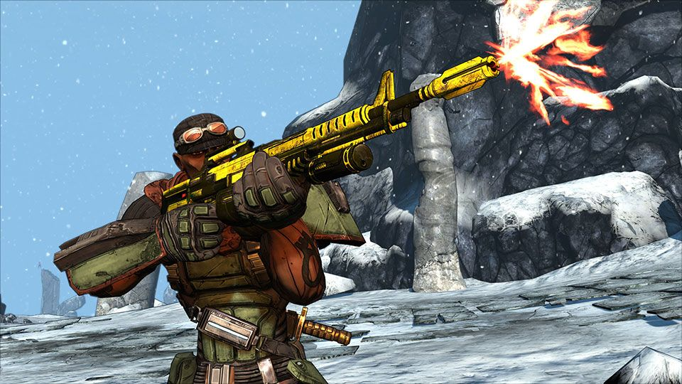 Try Borderlands: Game of the Year Edition for Free on Xbox