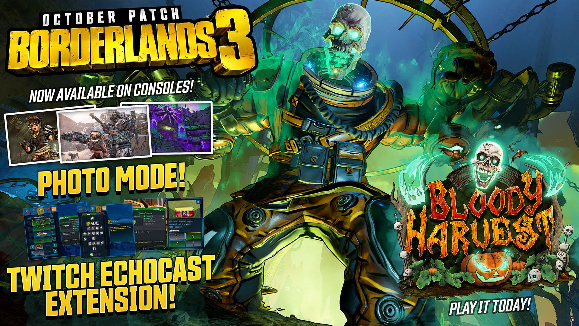 Borderlands 3 Patch And Hotfixes October 24 2019