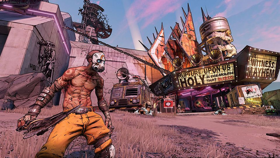 Borderlands Digital Sale for PlayStation and Xbox Gold!