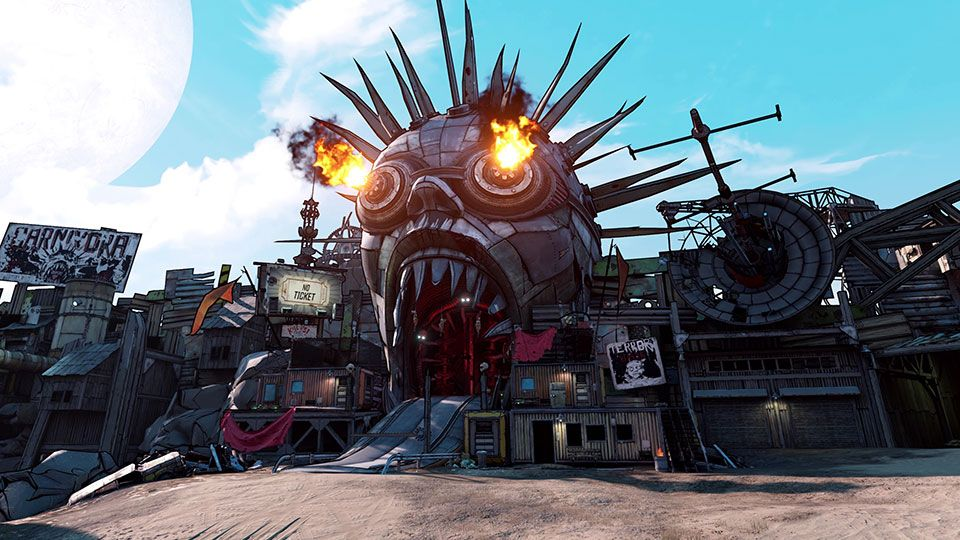 Borderlands 3 PC Specs Detailed