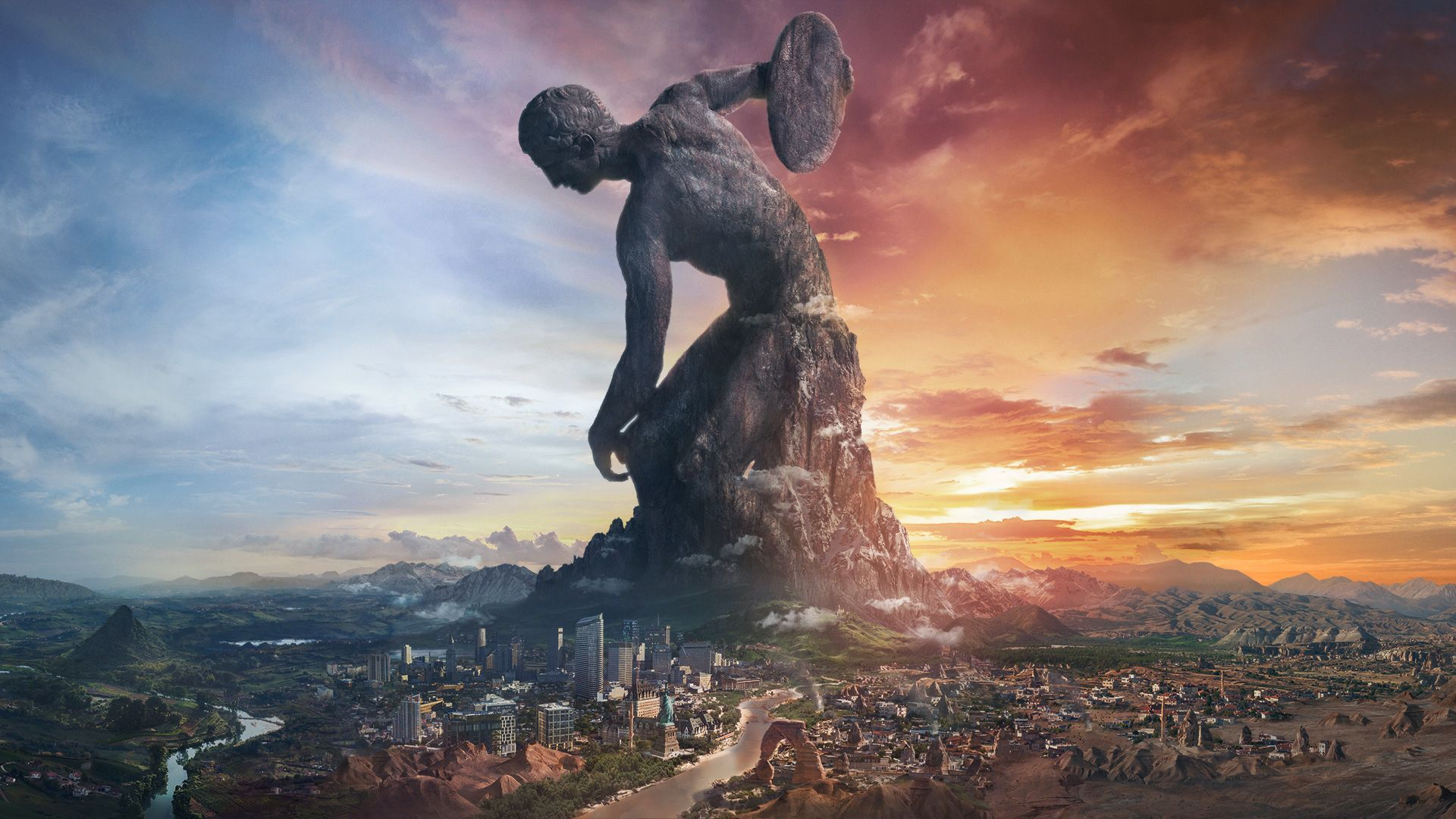 Civilization® VI – The Official Site | News | ANNOUNCING CIVILIZATION VI:  RISE AND FALL