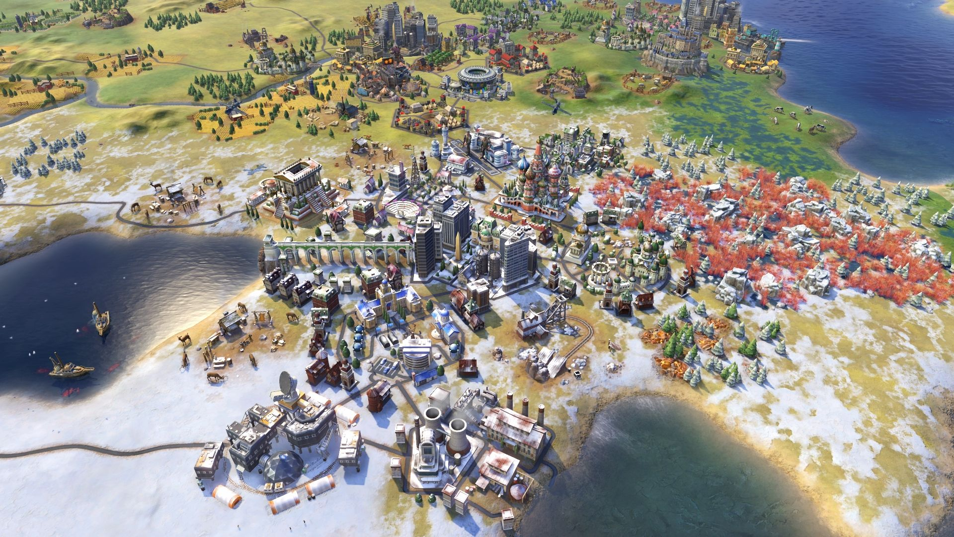 Civilization® VI – The Official Site | News | ANNOUNCING