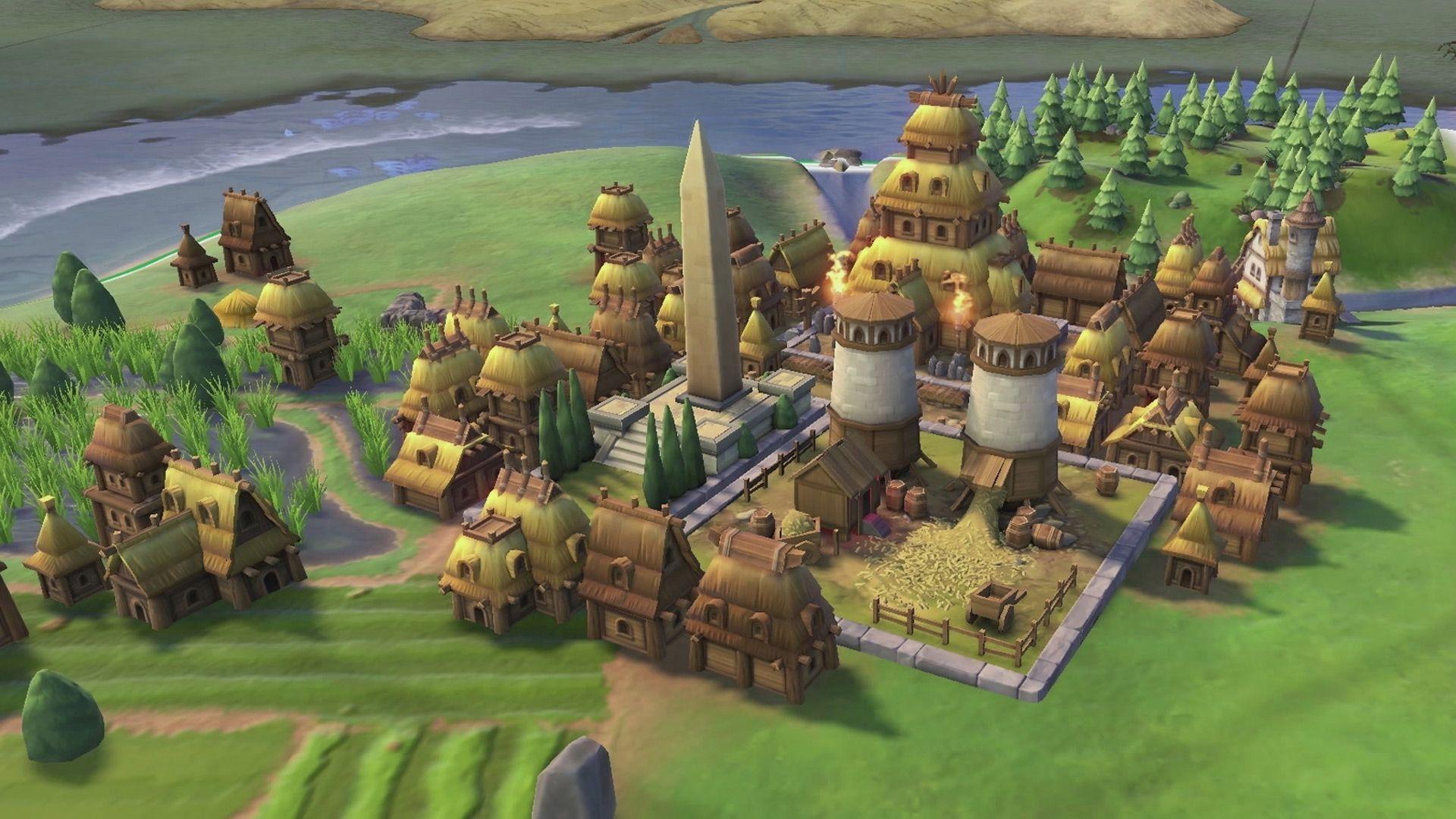 Civilization iii tips