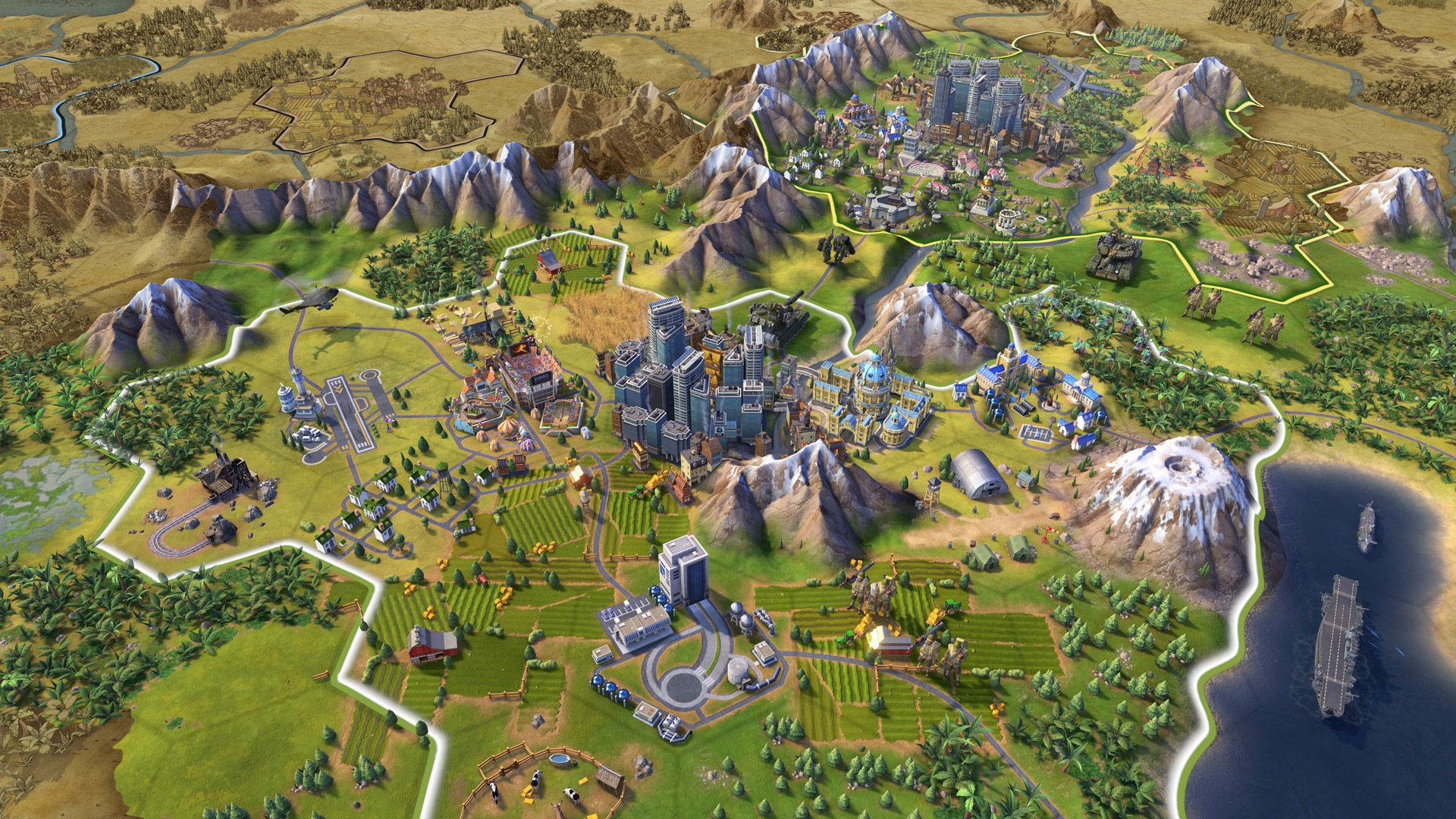 Civilization® VI – The Official Site | News | Civilization VI: 10 tips to start playing