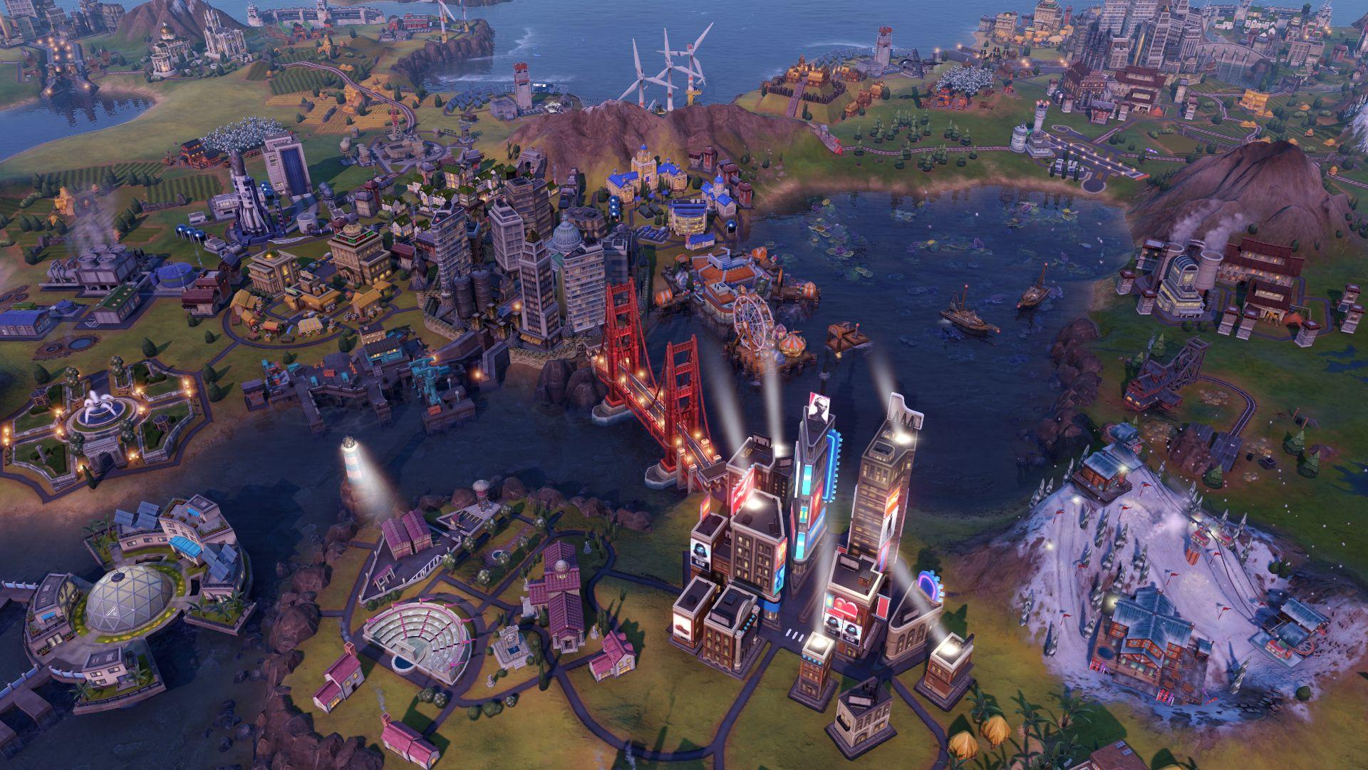 2K Games, Civilization VI, Firaxis