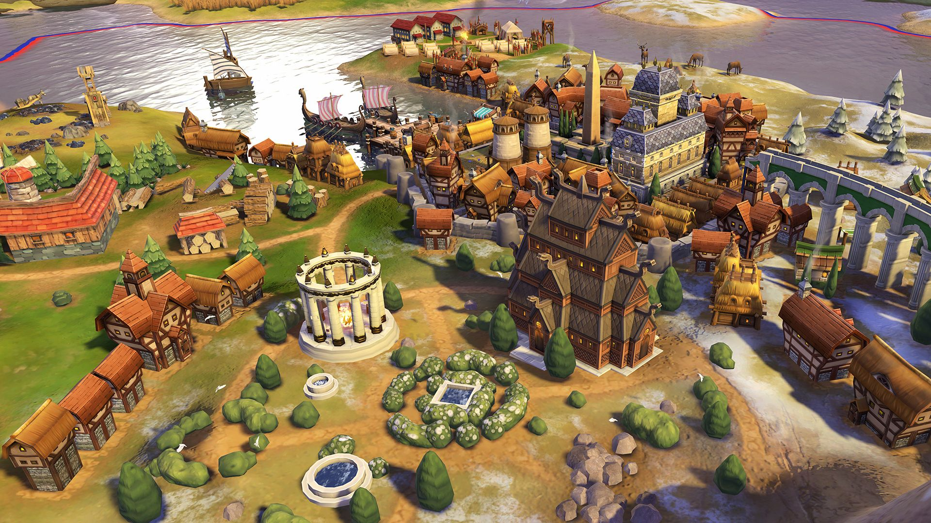 CIVILIZATION VI - First Look: Norway : civ
