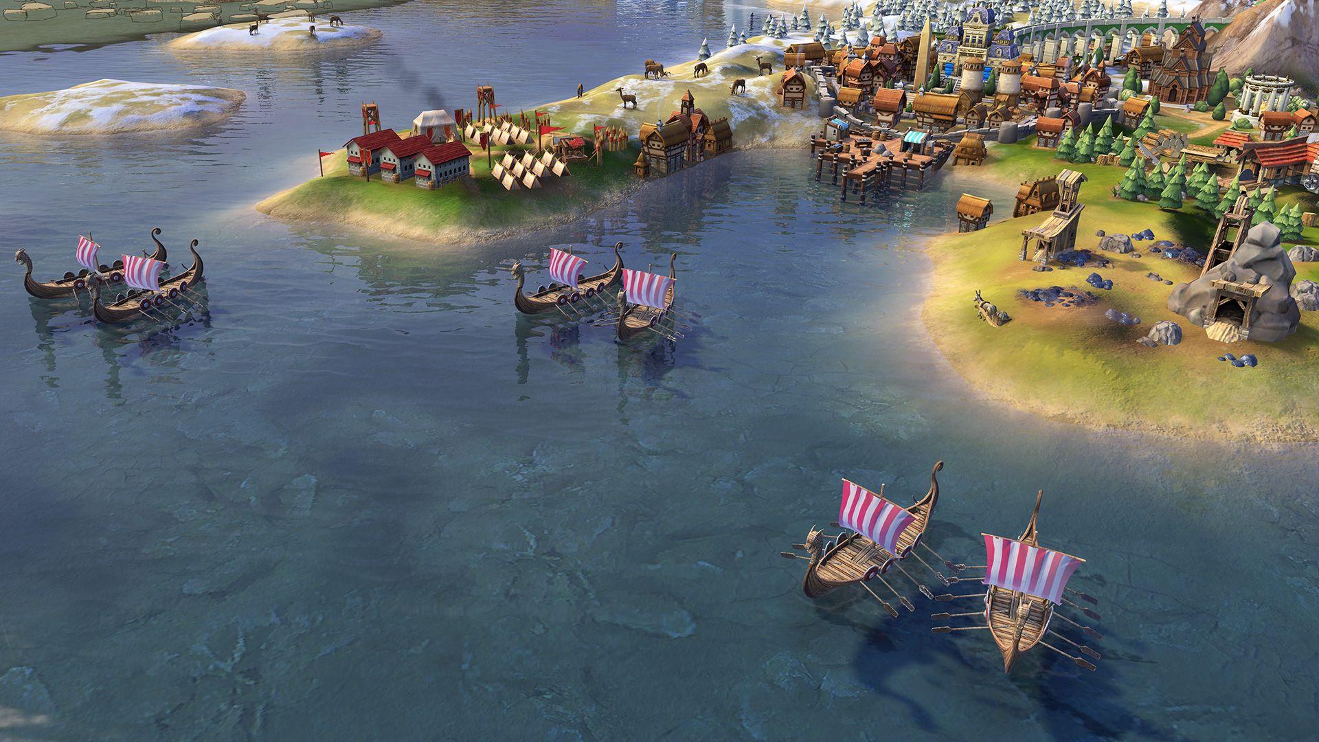 Civilization 6: Norwegian Guide   Tom's Hardware Forum