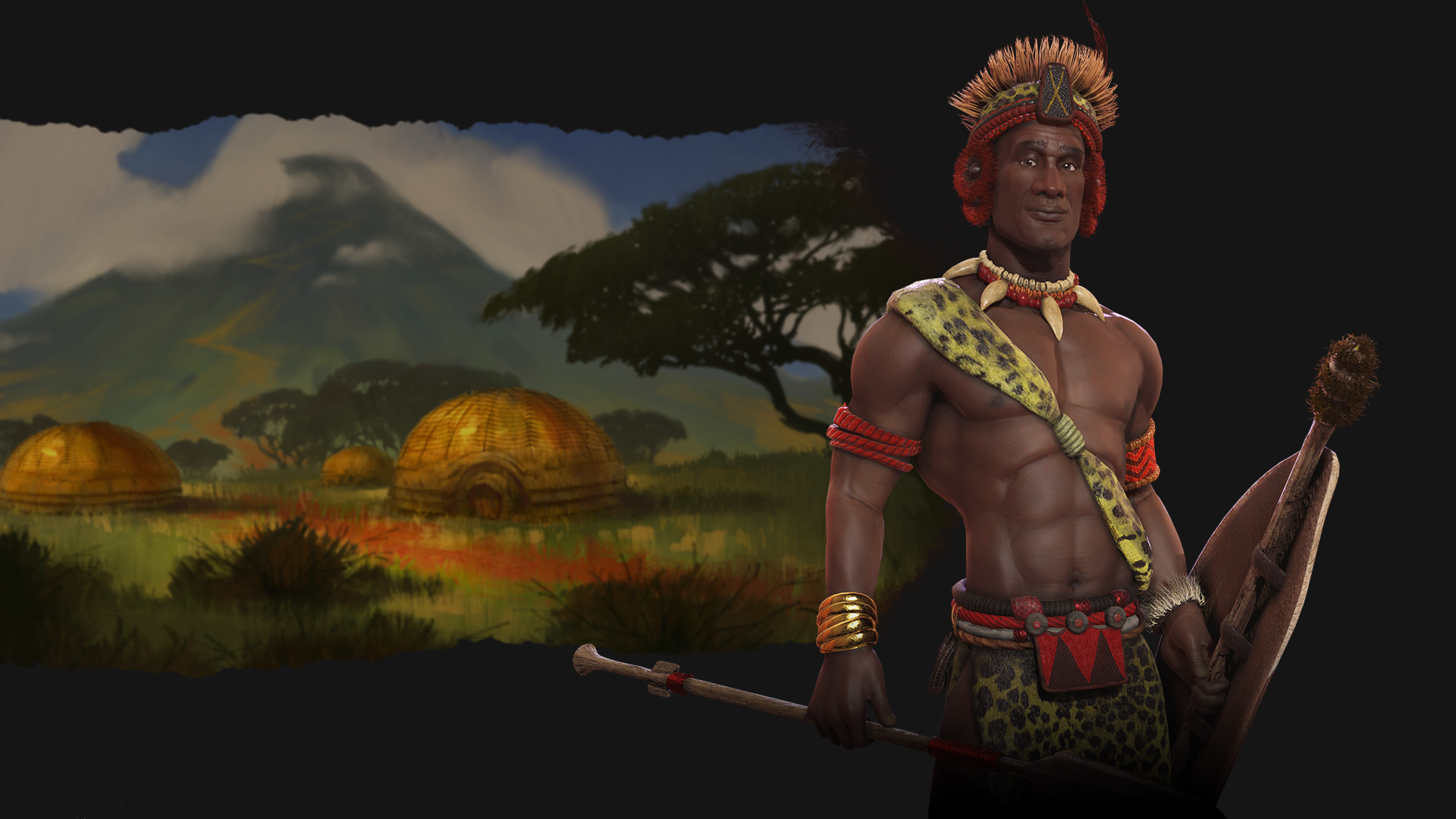 when shaka zulu died