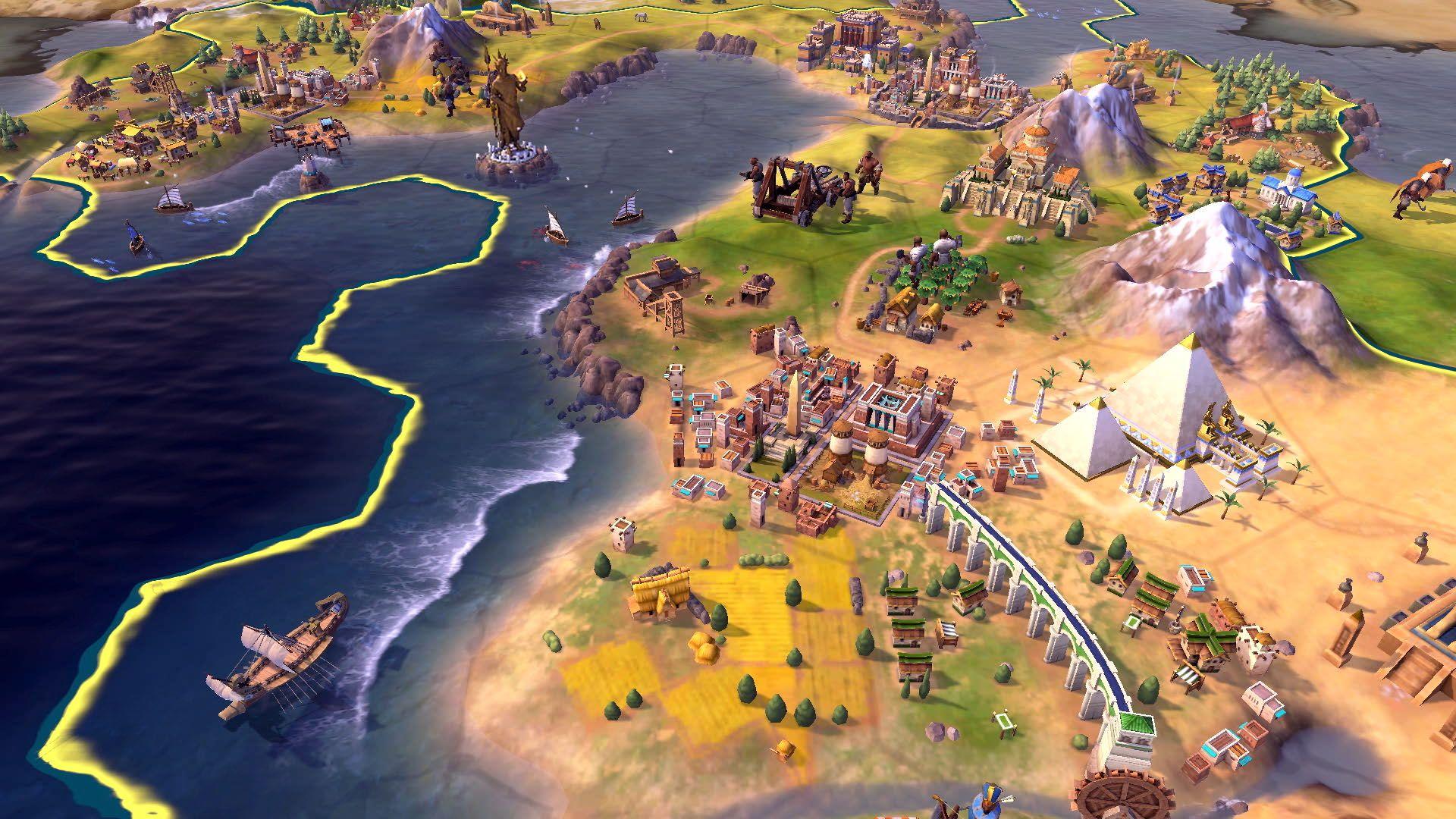 Civilization® VI – The Official Site | News | Civilization VI comes