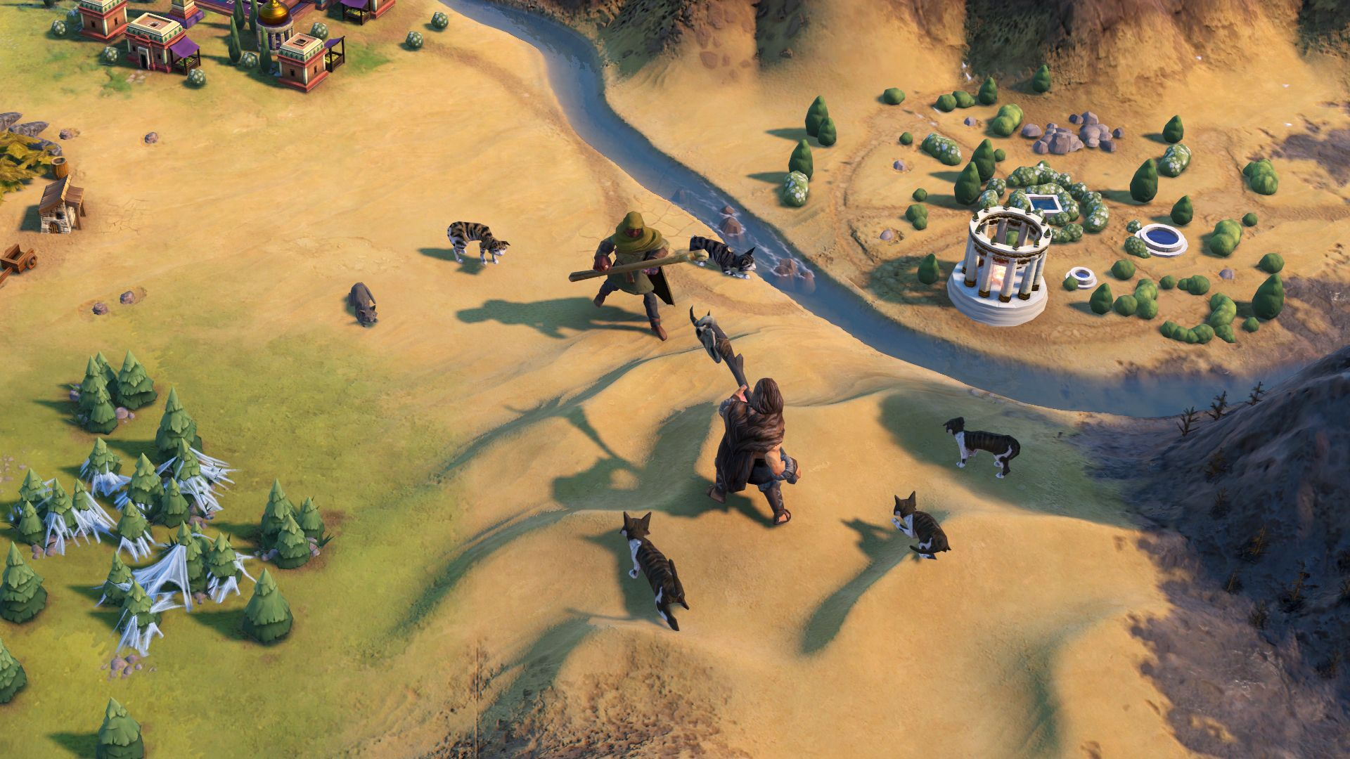 Civilization® VI – The Official Site | News | Link your 2K Account