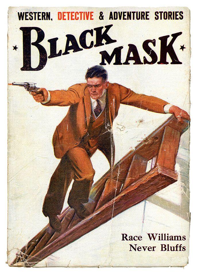 «Черная маска» — это захватывающие детективные сюжеты!