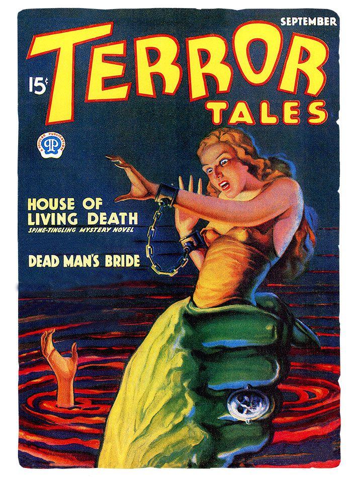 «Ужасные истории» — это рассказы о жутких чудовищах и отвратительных злодеяниях!