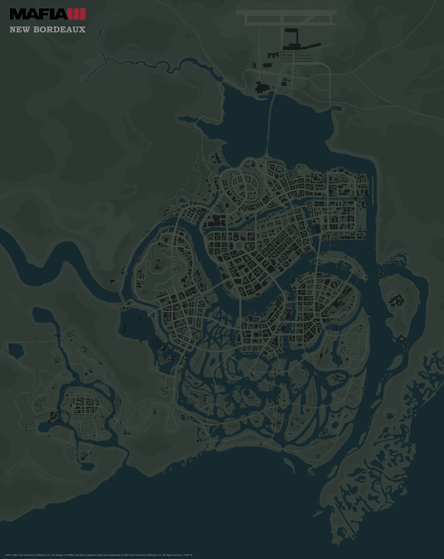 Gamasutra nathan cheevers blog mafia 3s world maps game ui an updated ui map from the game gumiabroncs Choice Image