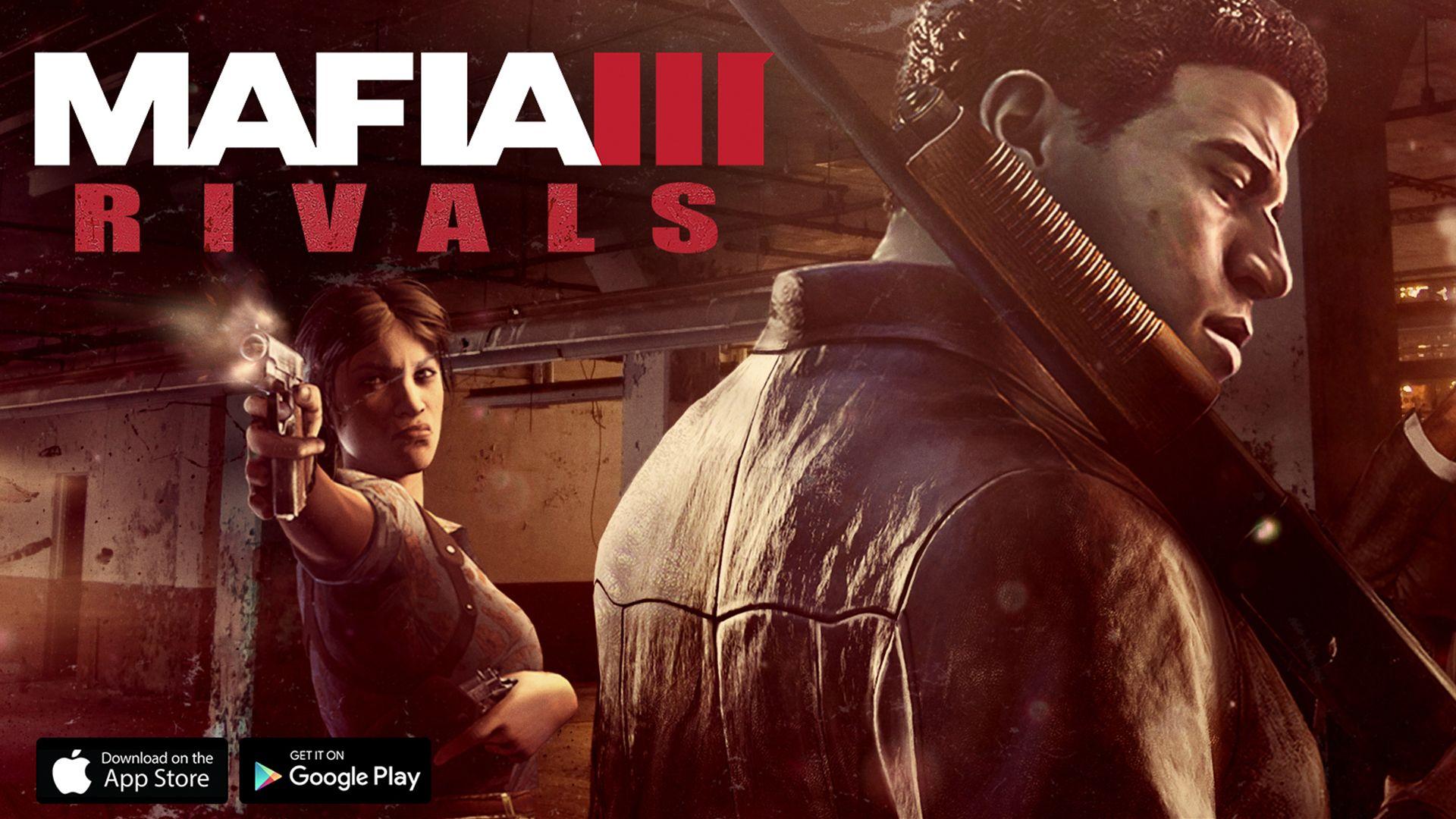 Mafia 3 rivals apk