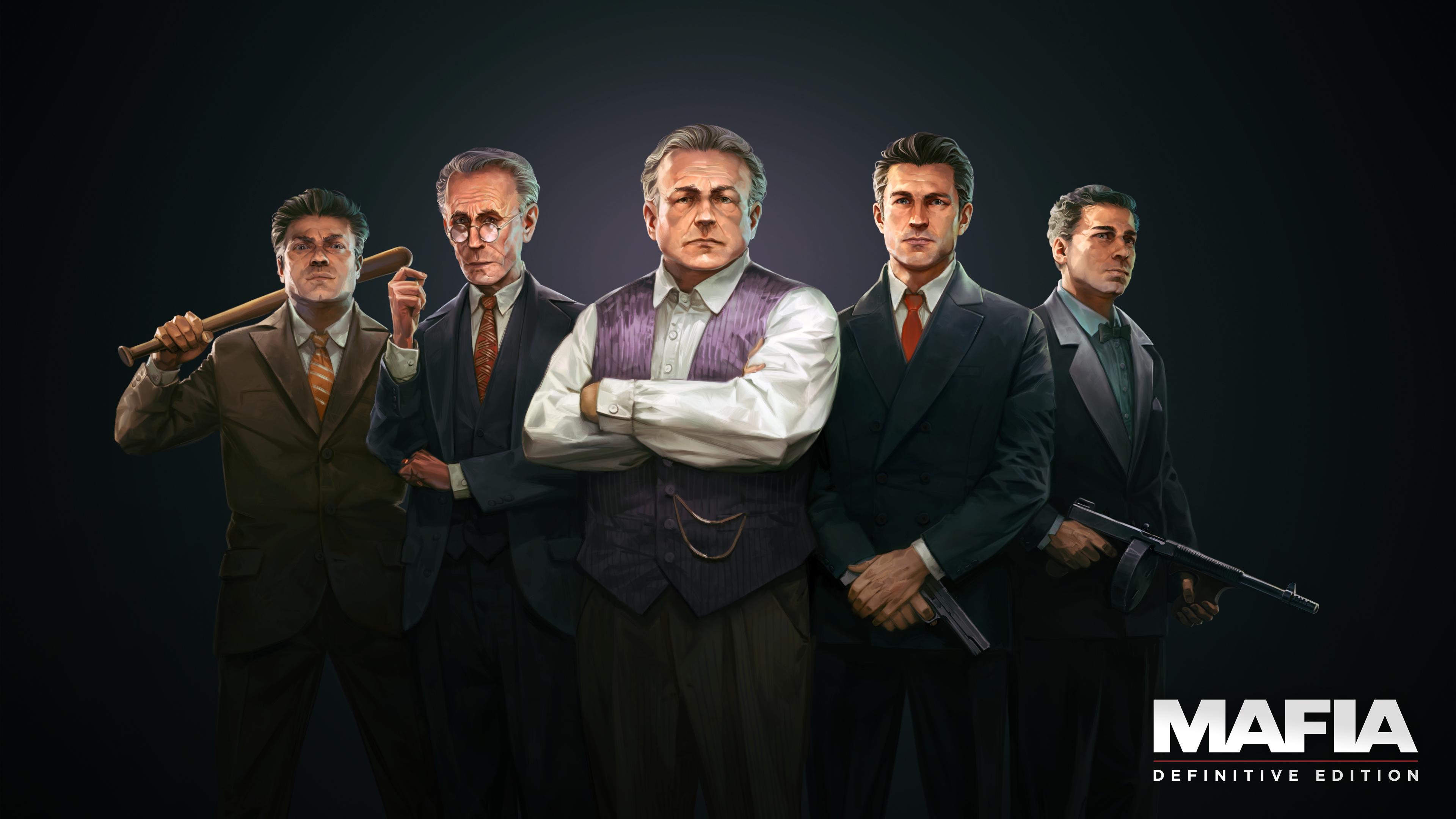 Mafia: Definitive Edition wallpapers